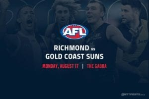 Tigers vs Suns AFL betting tips
