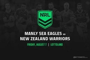 Manly Sea Eagles vs NZ Warriors