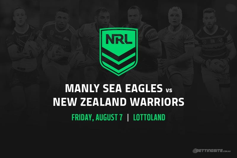 Manly Sea Eagles vs NZ Warriors