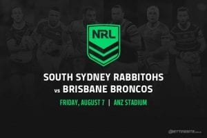 South Sydney Rabbitohs vs Brisbane Broncos