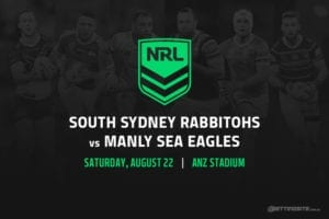South Sydney Rabbitohs vs Manly Sea Eagles