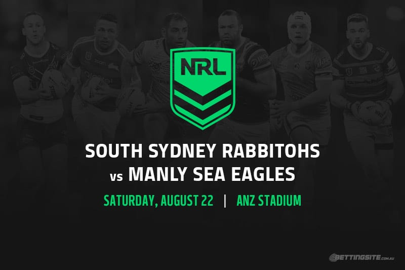South Sydney Rabbitohs vs Manly Sea Eagles