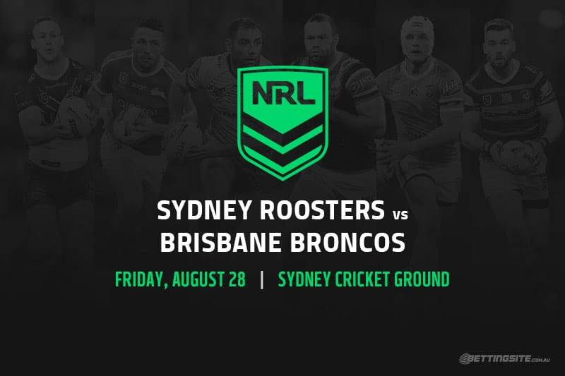 Roosters vs Broncos NRL betting tips