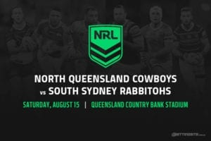 North Queensland Cowboys vs South Sydney Rabbitohs