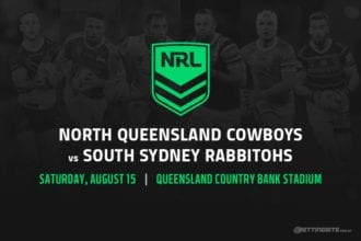 North Queensland Cowboys vs South Sydney Rabbitohs