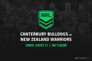 Canterbury Bulldogs vs NZ Warriors