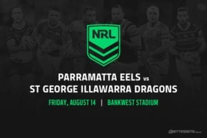 Parramatta Eels vs St George Illawarra Dragons