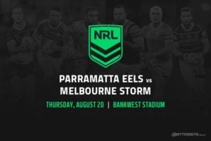 Eels vs Storm NRL betting tips