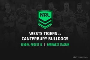 Tigers vs Bulldogs NRL betting tips