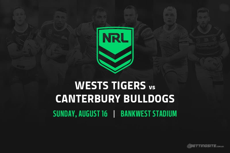 Tigers vs Bulldogs NRL betting tips