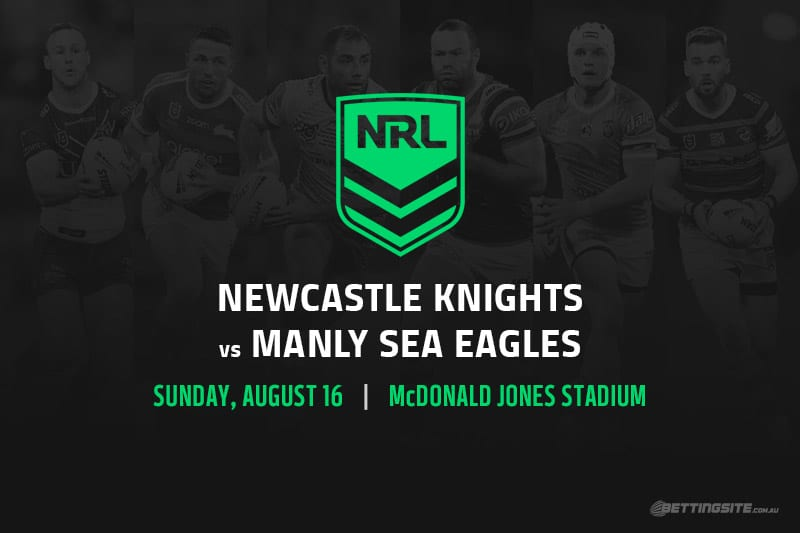 Newcastle Knights vs Manly Sea Eagles