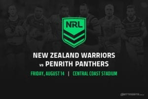 Warriors vs Panthers NRL betting tips