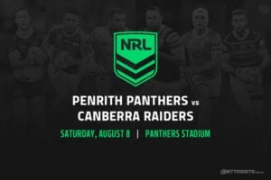 Panthers vs Raiders NRL betting tips