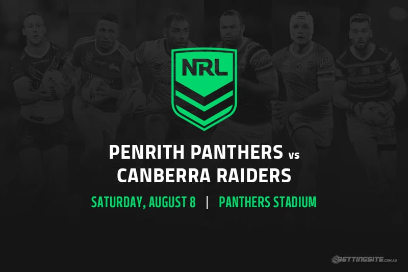 Panthers Vs Raiders Betting Tips Nrl 2020 Round 13