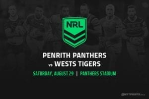 Panthers vs Tigers NRL betting tips