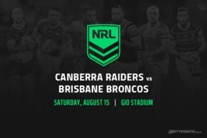 Raiders vs Broncos NRL betting tips