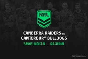 Raiders vs Bulldogs NRL betting tips