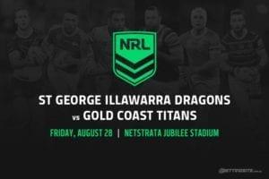 St George Illawarra vs Gold Coast