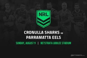 Sharks vs Eels NRL betting tips