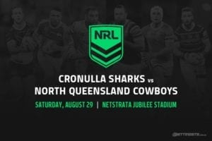 Cronulla Sharks vs North Queensland Cowboys