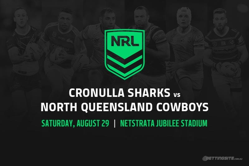 Cronulla Sharks vs North Queensland Cowboys