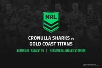 Cronulla Sharks vs Gold Coast Titans