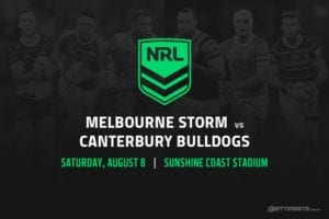 Storm vs Bulldogs NRL betting tips