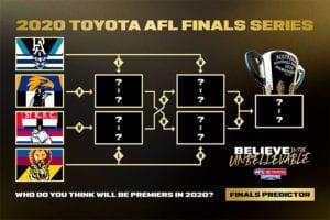 AFL 2020 finals