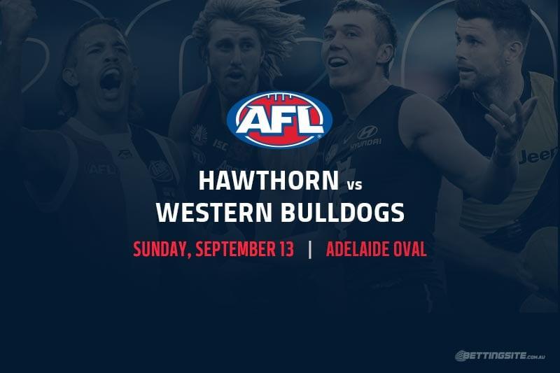 Hawks vs Bulldogs AFL betting tips