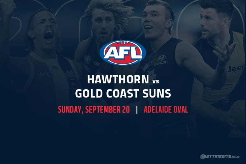 Hawks vs Suns AFL betting tips