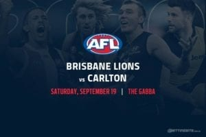 Lions vs Blues AFL betting tips