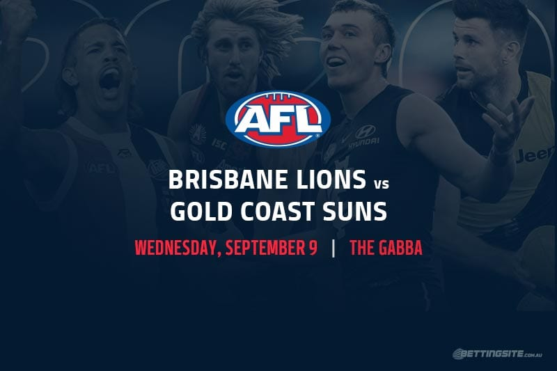 Lions vs Suns AFL betting tips