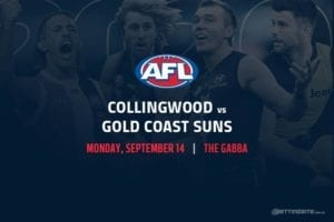 Magpies vs Suns AFL betting tips