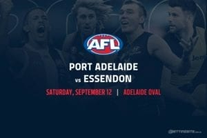 Power vs Bombers AFL betting tips