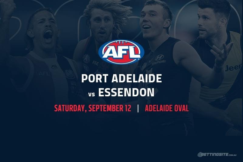Power vs Bombers AFL betting tips