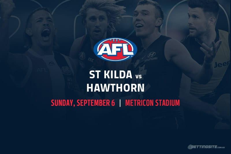 Saints vs Hawks AFL betting tips