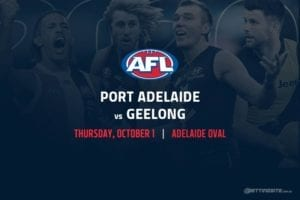 Power vs Cats AFL Finals 2020 betting tips