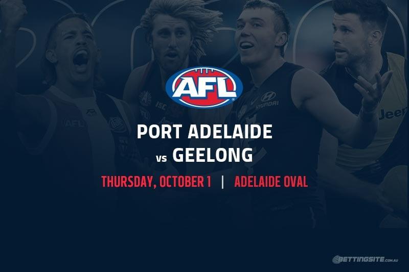 Power vs Cats AFL Finals 2020 betting tips