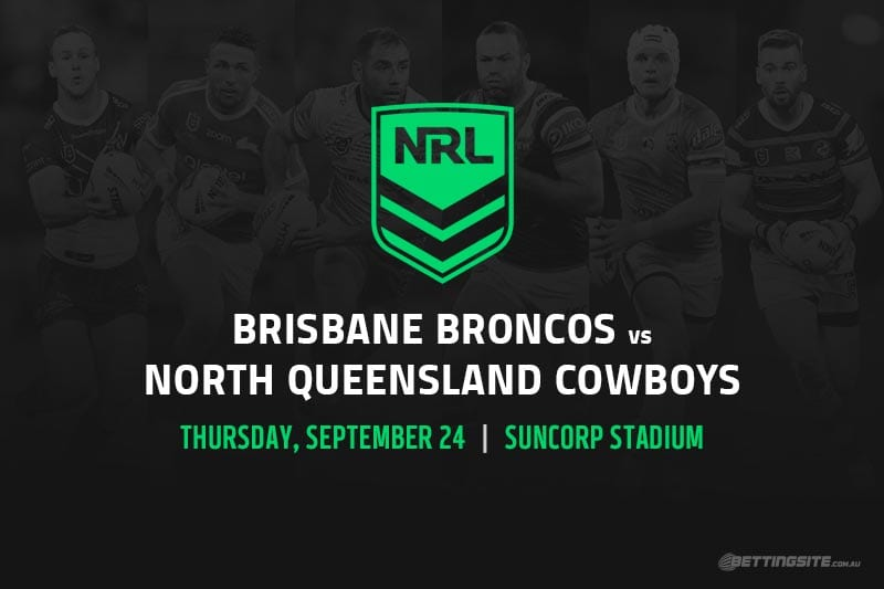 Brisbane vs North Queensland