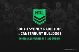 Souths vs Canterbury NRL betting