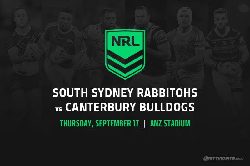 Souths vs Canterbury NRL betting