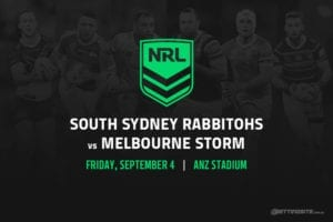 South Sydney Rabbitohs vs Melbourne Storm