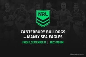 Canterbury Bulldogs vs Manly Sea Eagles