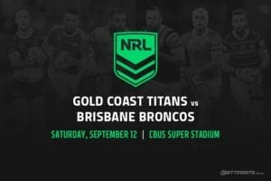 Gold Coast Titans vs Brisbane Broncos