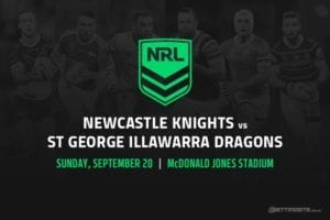 Newcastle vs St George Illawarra