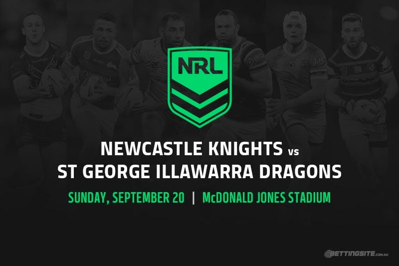Newcastle vs St George Illawarra