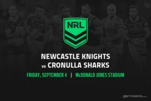 Knights vs Sharks NRL betting tips