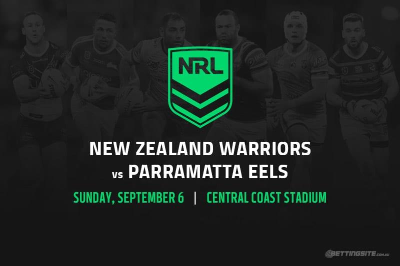 Warriors vs Eels NRL betting tips