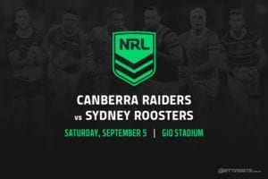Raiders vs Roosters betting tips