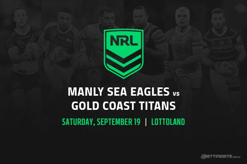 Manly vs Gold Coast NRL betting tips
